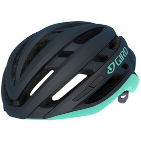 Giro Agilis MIPS Helm Dames, matte midnight/cool breeze